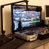 078 Home studio John Post