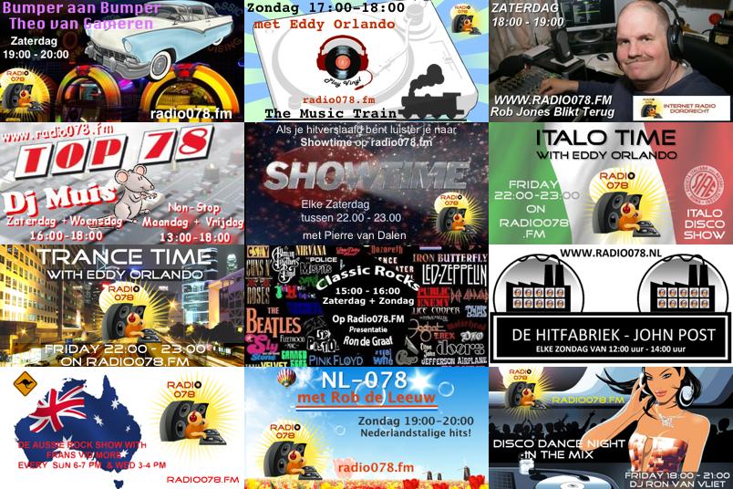 Radio078Shows